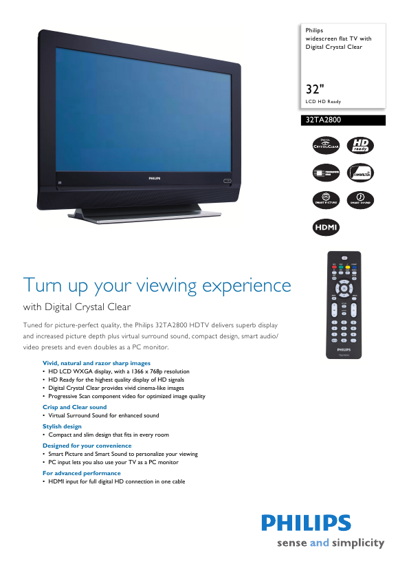 search philips philips lcd hdtv 3 user manuals manualsonline com rh tv manualsonline com