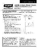 Bryant Furnace User Manual