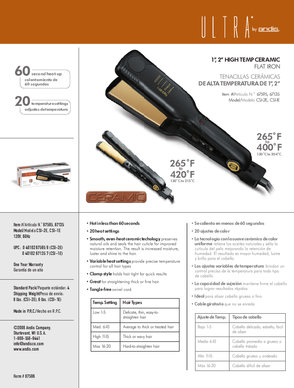 Steam Hair Straightener Black Straightening Iron Professional Ceramic Flat For With Digital Lcd Display Dual Voltage