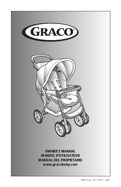 search graco graco stroller user manuals manualsonline com rh manualsonline com Graco Stroller Accessories Graco Stroller Instruction Manual