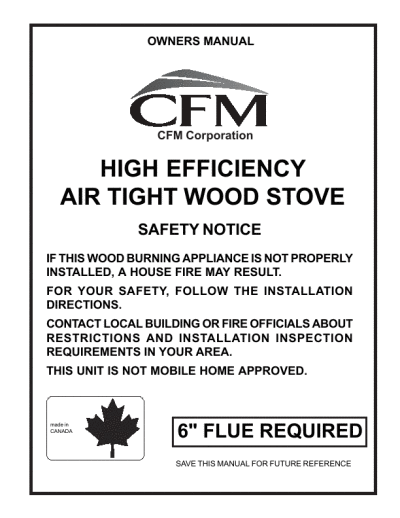 owners manual type manual vermont wood stove owners manual type manual