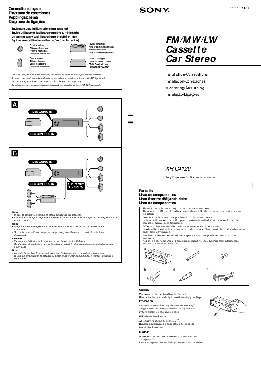 Sony Cdx Gt320 Wiring Diagram moreover Wireharness Toyota2 likewise Wiring Diagram Sony Car Stereo further Cdxf7700 likewise Sony Cdx Gt210 Wiring Diagram. on sony xplod 52wx4 wiring diagram