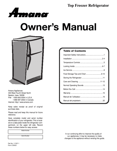 amana manuals guqubu61 rh guqubu61 pixnet net amana manuals refrigerators Amana Dishwasher