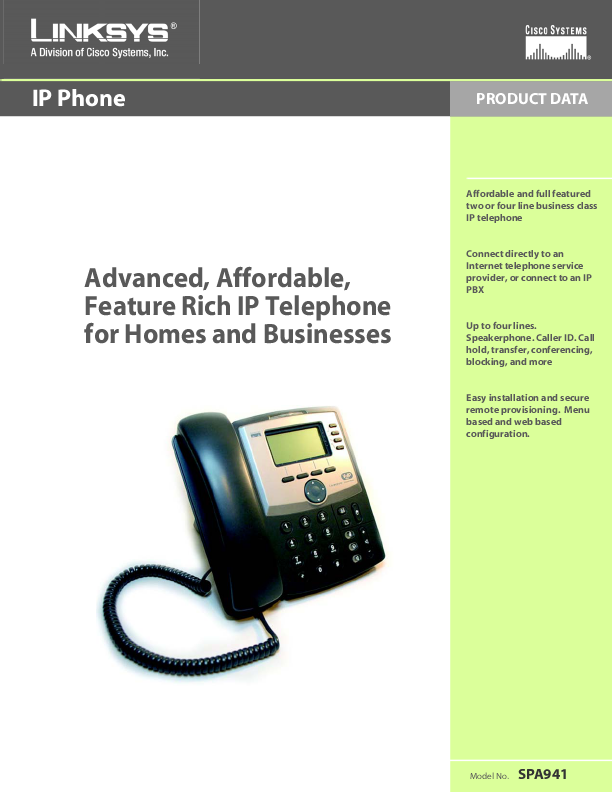 Linksys Ip Phone Spa941 Firmware - Website of tiditick!