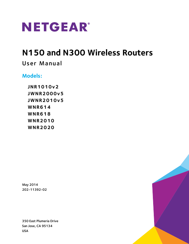 search wireless router user manuals manualsonline com rh manualsonline com Netgear Wireless Router Installation Wizard Netgear Wireless Router Setup