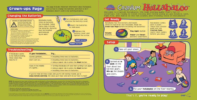 Cranium Board Game Rules K Kp 2018