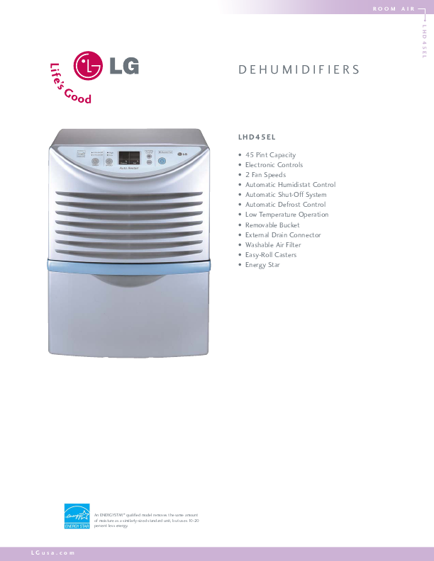 dehumidifier hook up drain Our team of experts has selected the best dehumidifiers out of  drain hose attachment  a medium-capacity dehumidifier that removes up to 50 pints of.