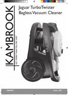 Kambrook Vacuum Cleaner User Manual