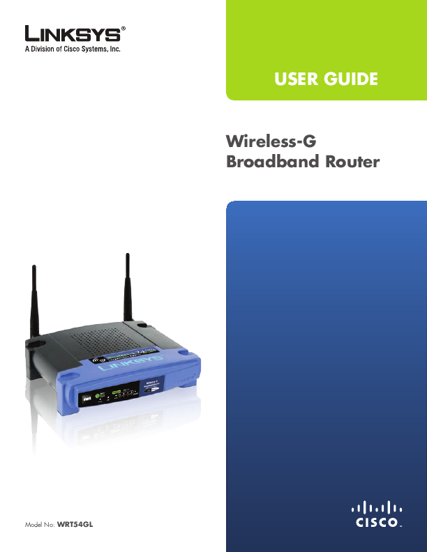 Linksys Broadband Router User Guide | ManualsOnline.com