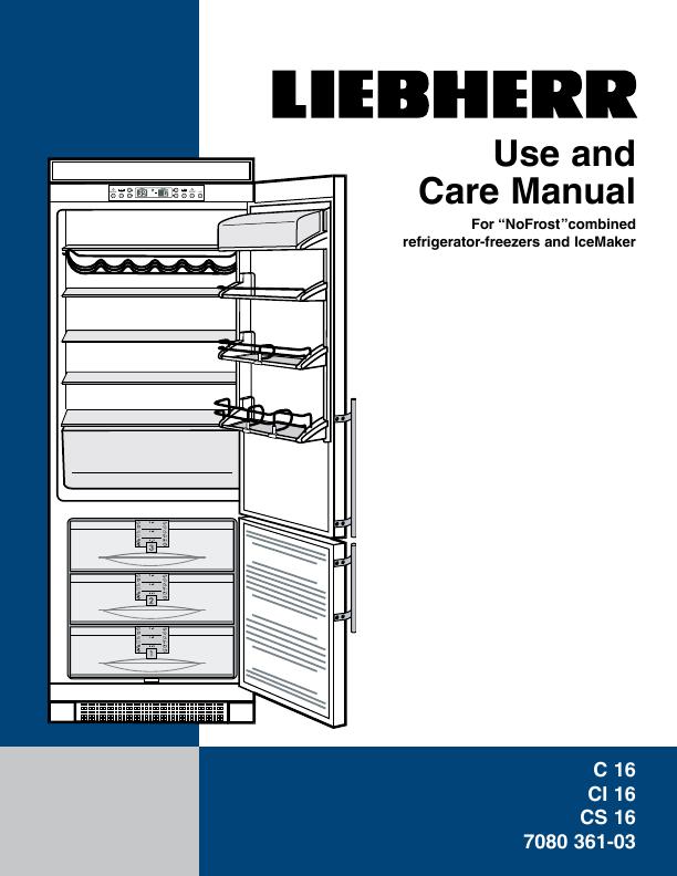search freezer user manuals manualsonline com rh camera manualsonline com liebherr mediline fridge manual liebherr fridge service manual