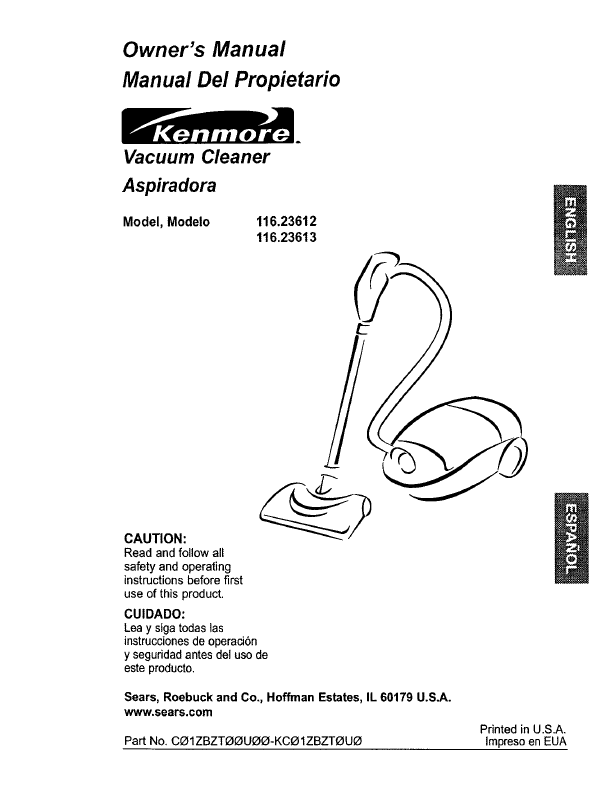 Search kenmore 4564291 type manual request User Manuals – Kenmore Model 116 Wiring Diagram