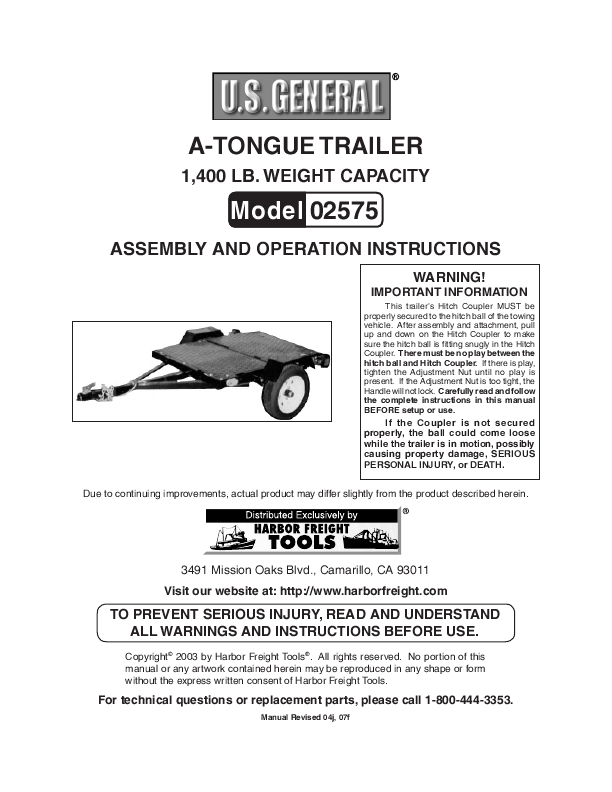 search harbor freight tools harbor freight tools tent user manuals rh fitness manualsonline com Harbor Freight Tools Store Locator Harbor Freight 40% Off Coupon
