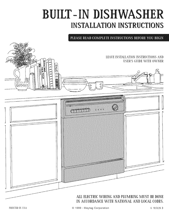 Contents contributed and discussions participated by paul amana dishwasher owners manual fandeluxe Image collections