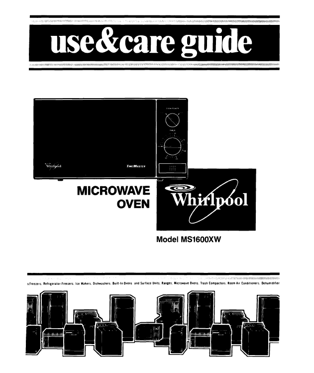 search oven user manuals manualsonline com rh portablemedia manualsonline com Whirlpool Microwave Replacement Parts Whirlpool Microwave Schematic Diagram