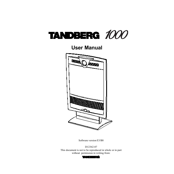 tandberg digital camera 1000 550 user manual. Black Bedroom Furniture Sets. Home Design Ideas