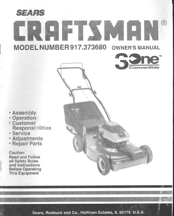 Contents contributed and discussions participated by ricardo goodlow craftsman lawn mower owner manual fandeluxe Image collections
