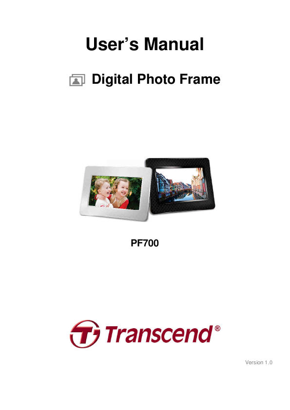 Search digital photo frame User Manuals | ManualsOnline.com