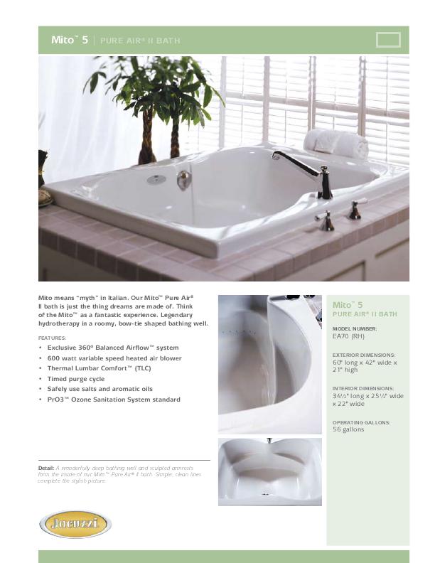 Search hot tub User Manuals | ManualsOnline.com