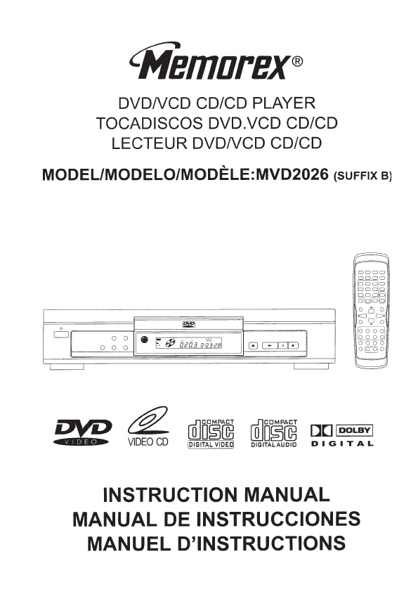 search memorex memorex dvdvcr combo user manuals manualsonline
