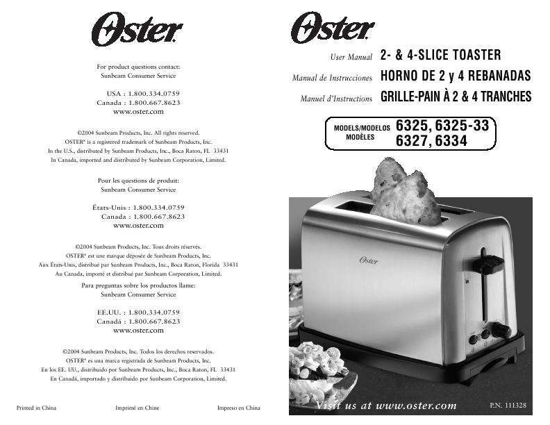 Search convection toaster ovens User Manuals | ManualsOnline.com
