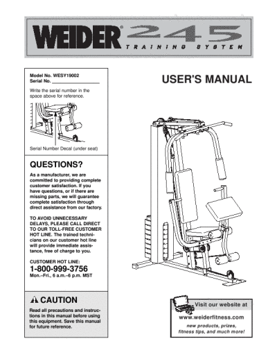 mower 4212 manual