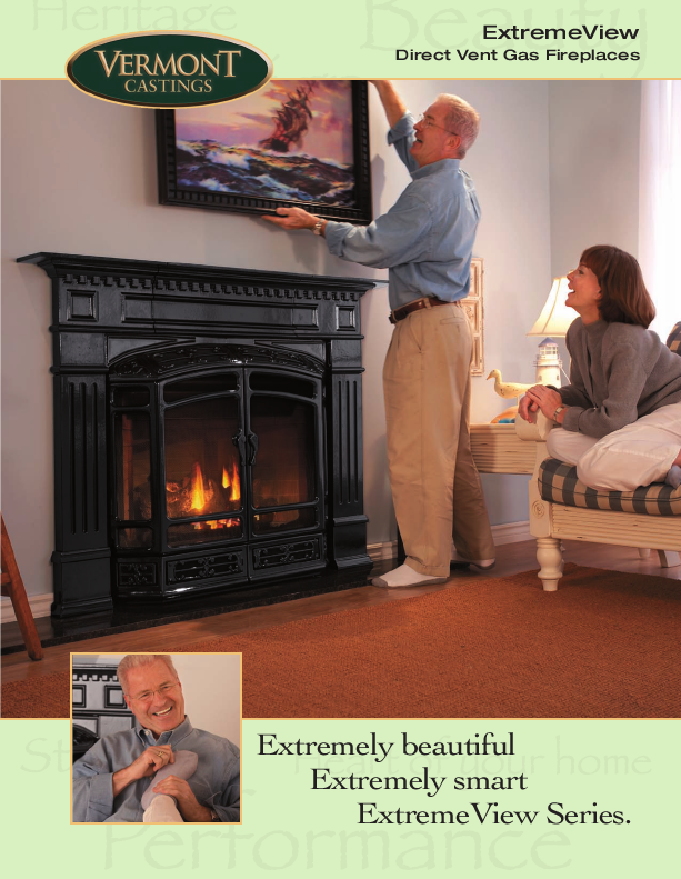 Vermont Casting Indoor Fireplace 36xdv User 39 S Guide