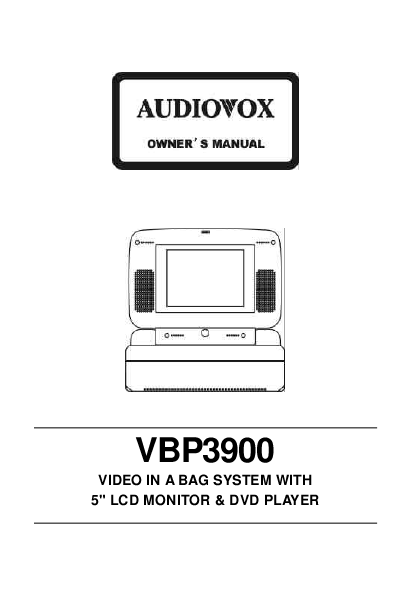search audiovox audiovox dvd player user manuals manualsonline com rh tv manualsonline com Kindle Fire User Guide User Guide Template