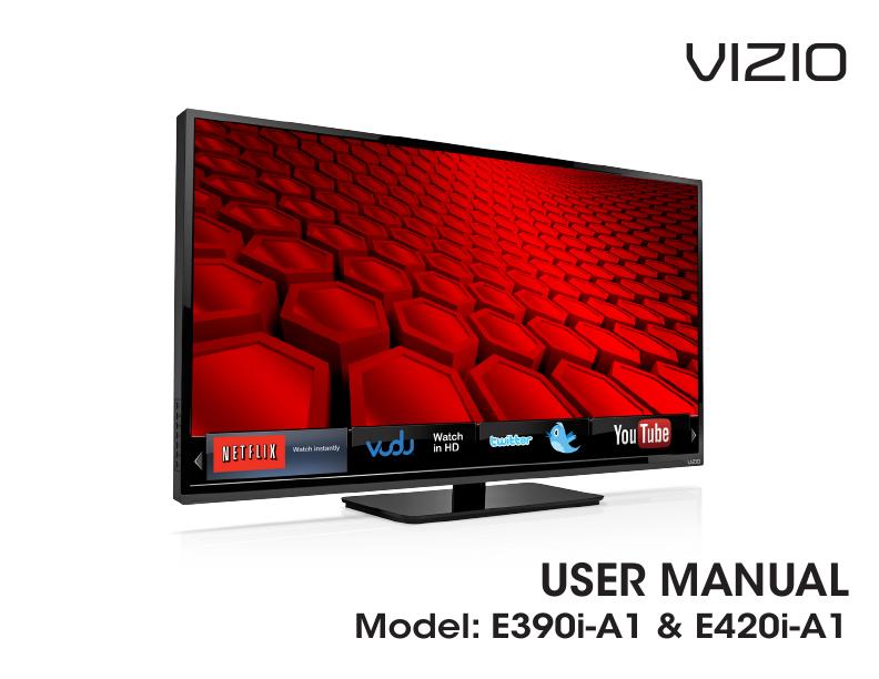 search vizio vizio lcd hdtv user manuals manualsonline com rh tv manualsonline com Vizio Remote Control Guides Vizio Remote User Manual