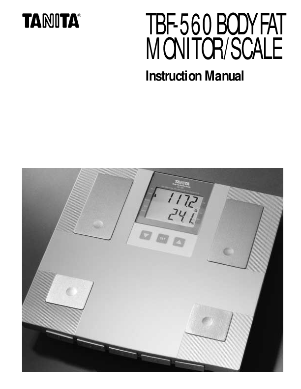 search tanit tanit scale user manuals manualsonline com rh fitness manualsonline com
