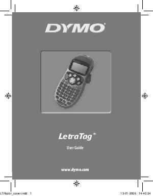 Letratag lt 100h manual