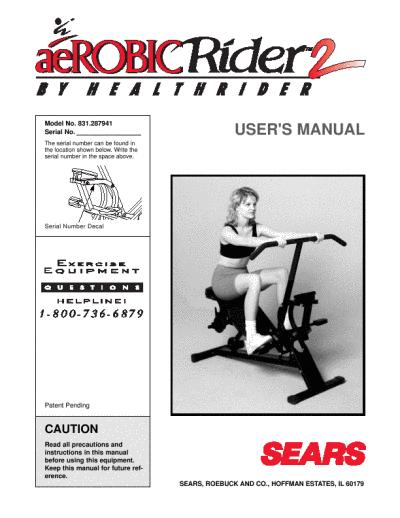eforce exercise machine