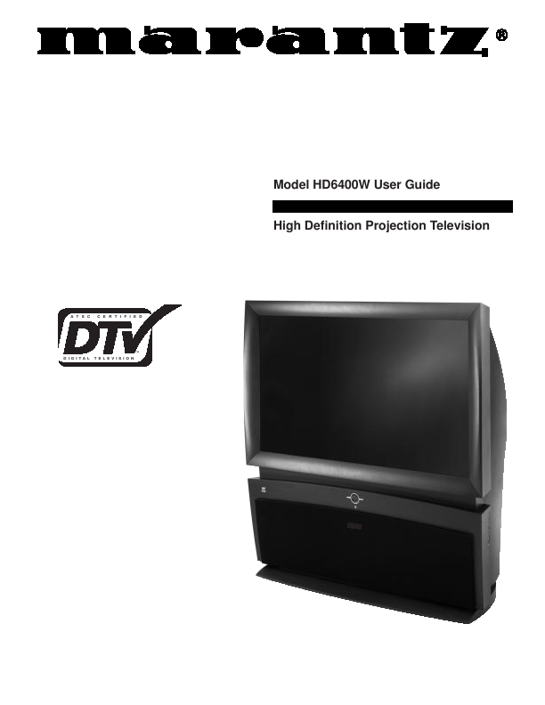 search projection television user manuals manualsonline com rh tv manualsonline com Toshiba TV TheaterWide HD Manual Toshiba TV TheaterWide HD Manual