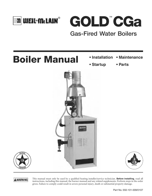 search boilers user manuals manualsonline com rh manualsonline com weil mclain eco 155 manual weil mclain ultra manual reset