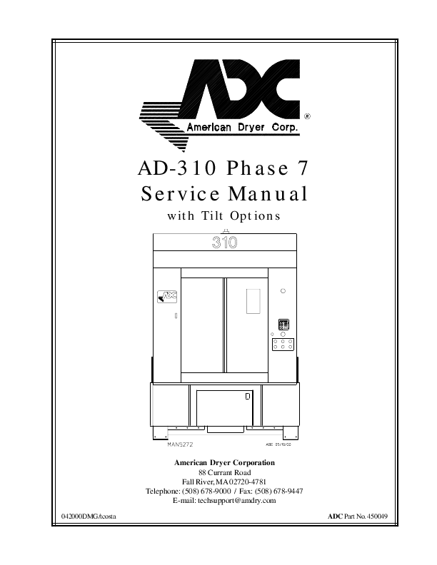 search dryer user manuals manualsonline com Kenmore Dryer Heating Element Wiring-Diagram at Adc 310 Dryer Wiring Diagram