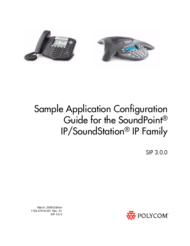 polycom soundpoint ip 331 user manual
