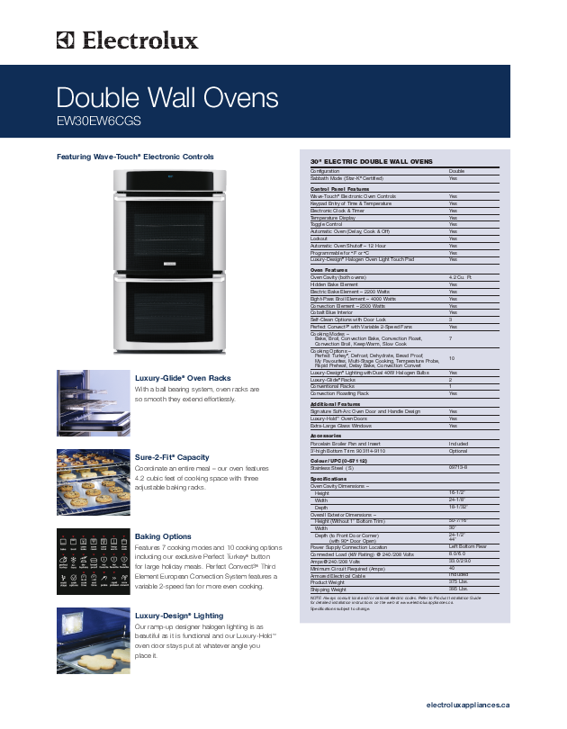 electrolux double oven user manual manualsonline com Instruction Manual Example iPad Manual