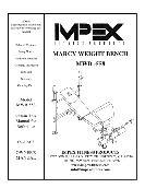 marcy weight bench instructions.