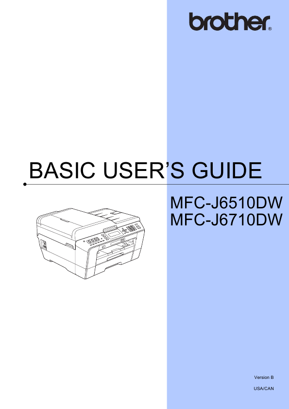 brother fax 2840 user manual