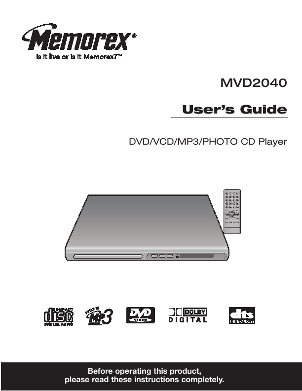 search memorex memorex dvd recorder user manuals manualsonline com rh tv manualsonline com Instruction Manual Book User Manual Template