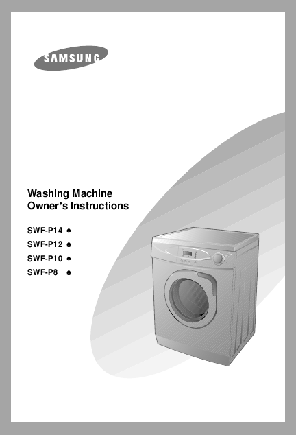 Search Washer User Manuals Manualsonline