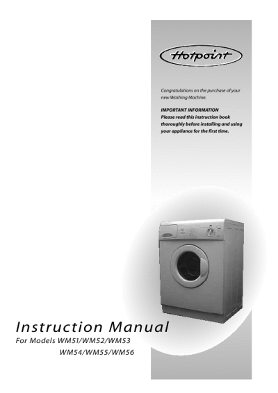search hotpoint washer user manuals manualsonline com rh manualsonline com