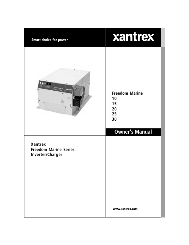 search manual user manuals manualsonline com rh manualsonline com Xantrex Battery Monitor Xantrex Inverter Charger