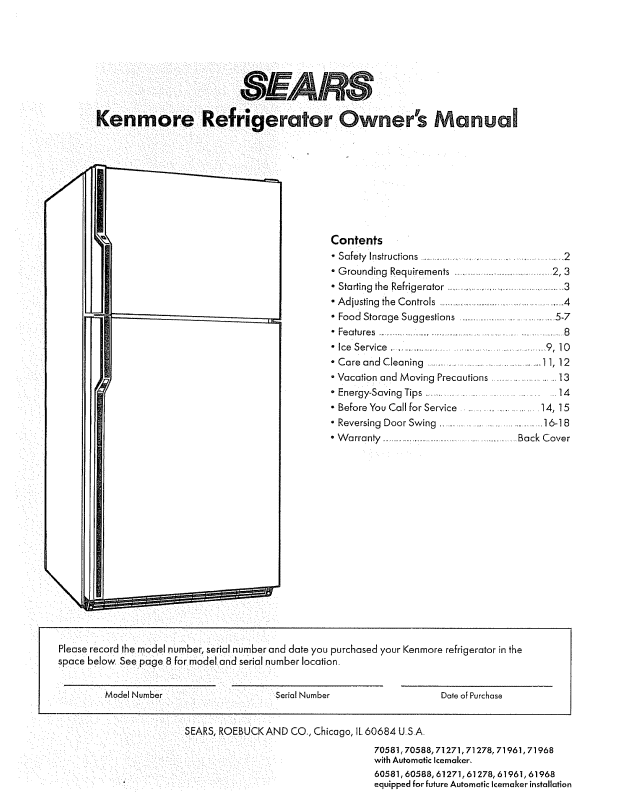 search manual user manuals manualsonline com rh tv manualsonline com Kenmore Elite Refrigerator kenmore elite refrigerator owners manual