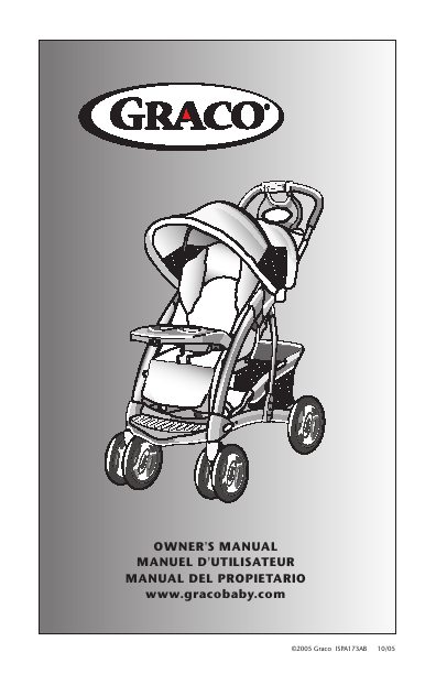 search graco graco stroller user manuals manualsonline com rh manualsonline com Graco Alano Classic Connect Travel System Graco LiteRider Stroller Recall