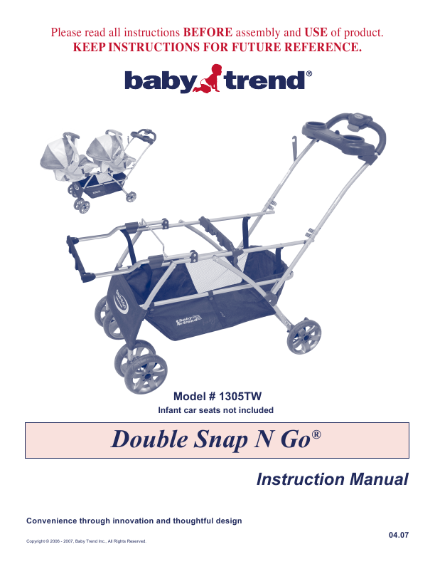 Search Baby Jogger User Manuals Manualsonline