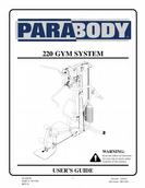 ParaBody Gym System User's Guide