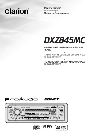 fd2a2118 a559 68d4 e1a9 dc7bc48149c6 000001 clarion dxz845mc wiring diagram car speakers, audio system clarion dxz845mc wiring diagram at fashall.co